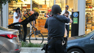 Police, Protesters Clash In Downtown Indianapolis For Second Consecutive Night