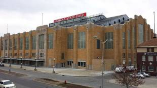 Newly Renovated Coliseum Open For Public Looks Thursday
