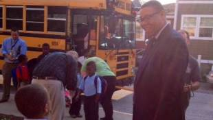 A New School Year For IPS Students And Ferebee