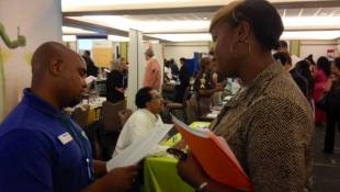 Carson Job Fair Connects People