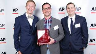 WFYI News Wins 15 Awards in Indiana AP Contest