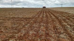 Soil Moisture Concerns Farmers Preparing To Plant Crops