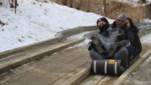 Pokagon State Park's Toboggan Run Breaks Attendance Records