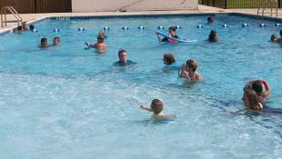 Indy Parks to Open Five Pools With Social Distancing