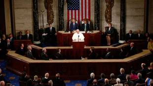 Hoosier Lawmakers React To Pope's Message To Congress