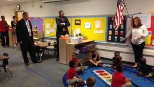 Ferebee and Ballard Push for PreK Plan