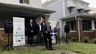 Indianapolis Celebrates 200th Home Sold In Vacant Home Rehab Program