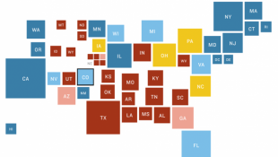 NPR Battleground Map: Ahead Of The Conventions, Where Does The Race Stand?