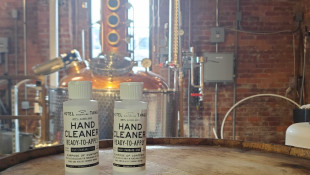 Hotel Tango, Other Distilleries Start Producing Hand Cleaner
