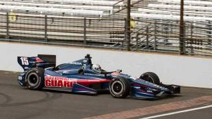 Drivers Give New IMS Road Course Thumbs Up
