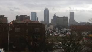 Heavy Rains Set Rainfall Records In Indianapolis