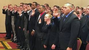 IMPD Welcomes 72 New Recruits