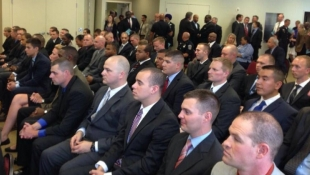 IMPD Swears In 60 New Recruits