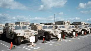 AM General Announces $42M In Humvee Sales in US, Overseas