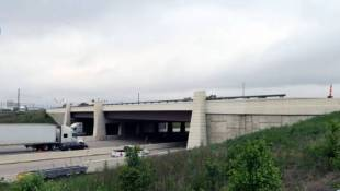Rockville Road Bridge Over I-465 Opening Today