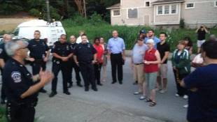"Neighbors Tell IMPD We ""Got Their Backs"""