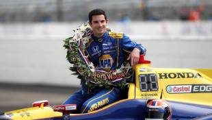 Alexander Rossi Earns $2.5M For Winning 100th Indianapolis 500