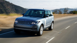 2020 Range Rover Plugs In