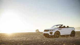 Range Rover Evoque Rips Its Top Off For Summer