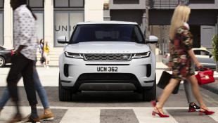 2020 Range Rover Evoque Embraces Its Famous Family