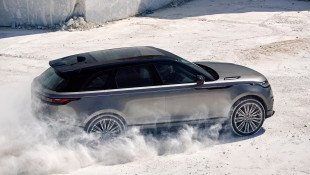 Range Rover Velar Is A Most-Capable, Diesel-Powered Art Gallery