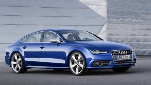 Audi S7 Is Zip-Zap Carbon-Stitched Armani