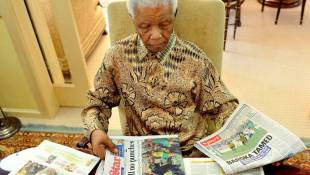 Nelson Mandela, Inspiration To World, Dies At 95