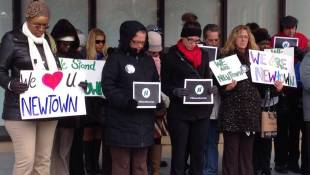 In Wake of Newtown Anniversary, Hoosiers Call for Change