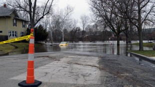 Flooding Along Lake Michigan's Coast Expected This Spring, Summer