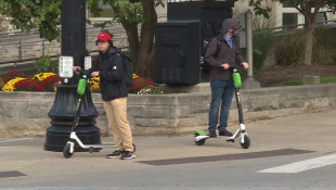 City Hosts Scooter Safe Riding Events