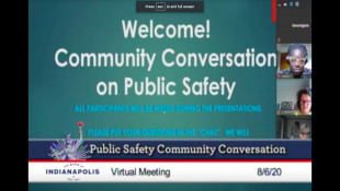 Community Conversation The First In Series To Examine Public Safety In Indianapolis