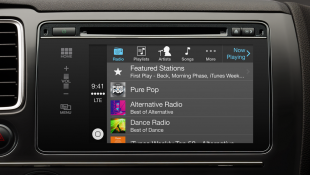 CarPlay: Apple Unveils Plan Linking iPhones To Honda, Volvo, Others