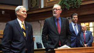 Senate GOP Priorities: Road Funding, New ISTEP, Vaping Reform