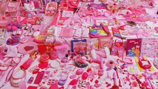 Girls Are Taught To 'Think Pink,' But That Wasn't Always So