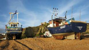 The Shipping Forecast: From Britain's Seas Into Its Soul