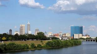 Indianapolis, Suburbs Form Regional Development Authority