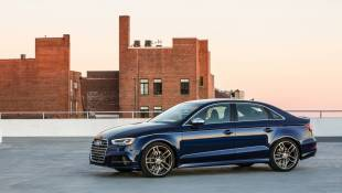 Audi S3 Is A Fun Little Sporty Package