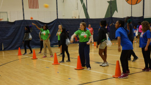 IPS Holds Special Olympics Unified Games This Week