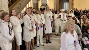 Hoosiers Celebrate 100 Years Since Approving Women's Right To Vote