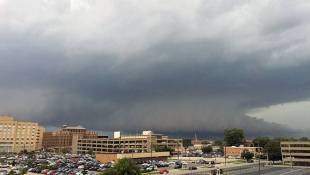 Storms Spawn Tornadoes in Central Indiana