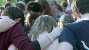 Hundreds Gather For Noblesville Prayer Vigil After School Shooting