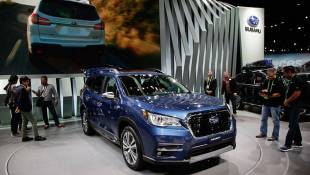 Lafayette-Built Subaru Ascent Among Hot Rides Unveiled At L.A. Auto Show