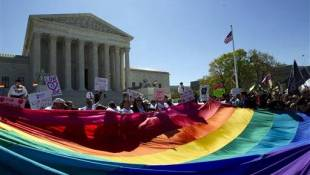Supreme Court Declares Same-Sex Marriage Legal In All 50 States
