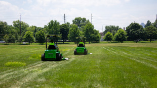 Solar Powered Mowers Part Of Indy Parks Emissions Reduction Plan