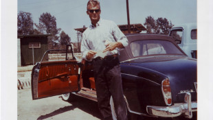 Celebrating Tab Hunter, Auto Enthusiast