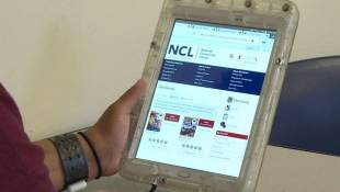 Tablets Improve Reading Scores, Behavior At Juvenile Facility