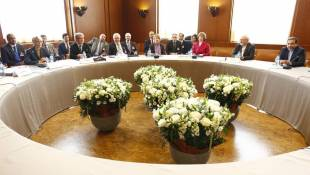 Hopes Rising For 'First Step' At Nuclear Talks With Iran