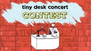 NPR Music Introduces Tiny Desk Concert Contest