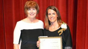 Avon School District Names Teacher Of The Year