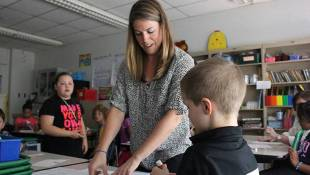 New Teacher Licenses Increase For First Time In Three Years